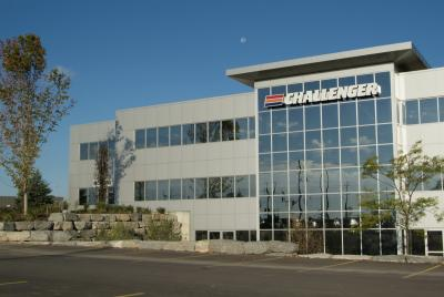 Challenger head office