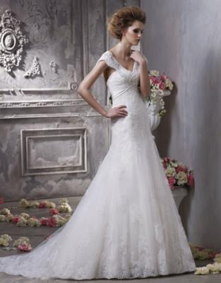 Anjolique wedding gown