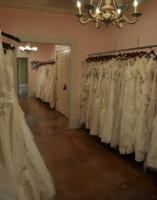 Wedding Angels gown rack