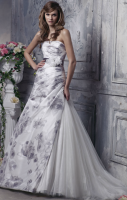 Anjolique Custom Wedding Gown