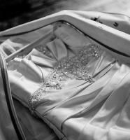 Wedding dress storage options