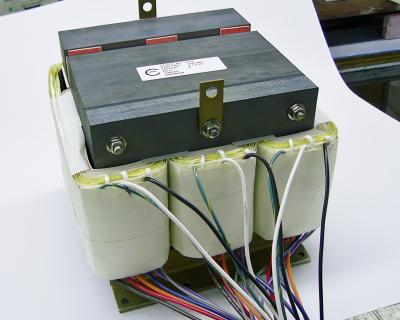 3 Phase Transformers manufactured by E Craftsmen